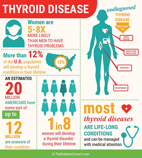 Lesson: Thyroid Disease: A Delicate Balance Disrupted
