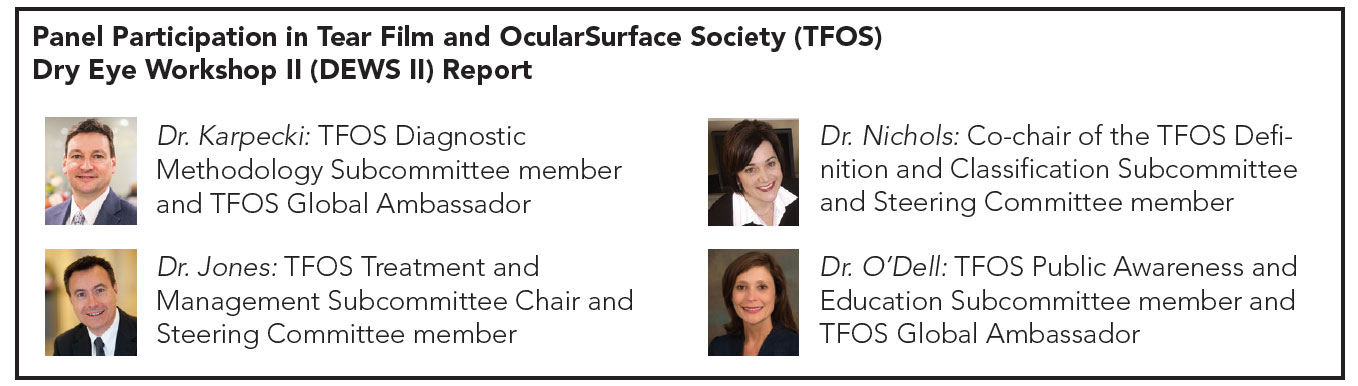 Lesson: Frontline Ocular Surface Disease Care